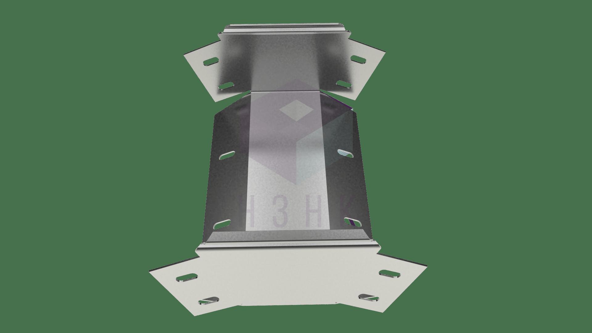 Углы внешние вертикальные 45 VNU45
