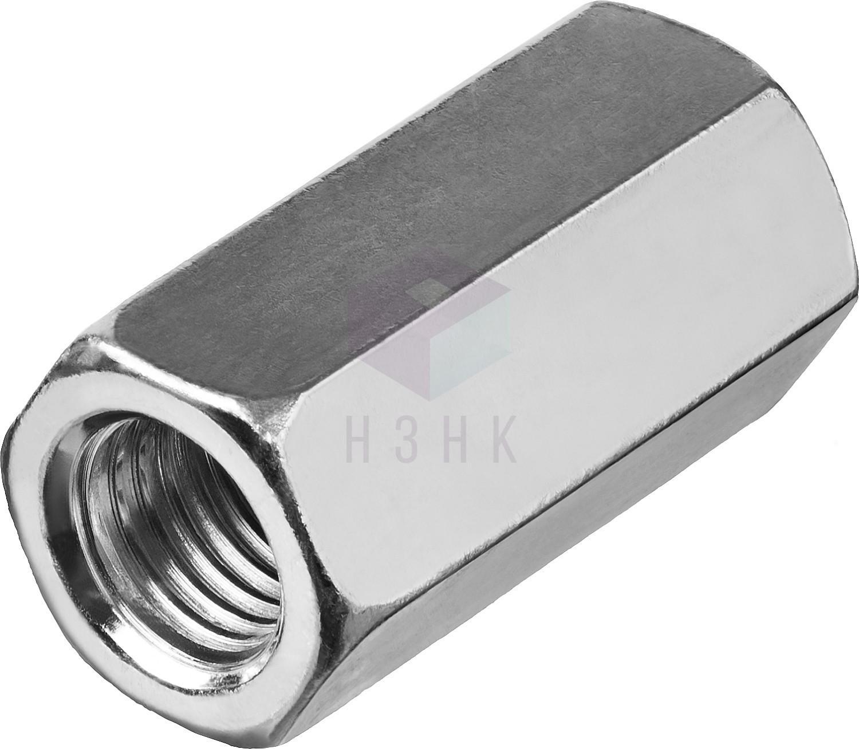 Гайка соединительная DIN6334M10