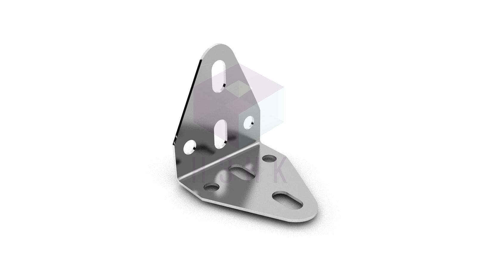 Станина монтажная MSU нержавеющая сталь