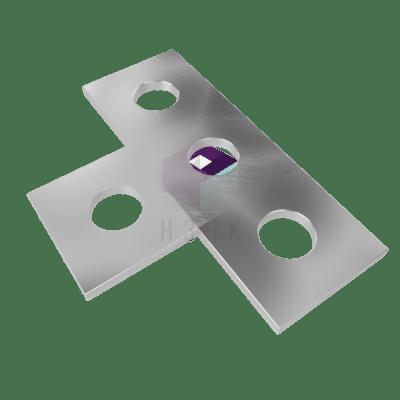 Пластина T-образная 4 отверстия PT413890