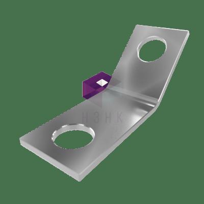 пластина угловая 135° 2 отверстия P1358353