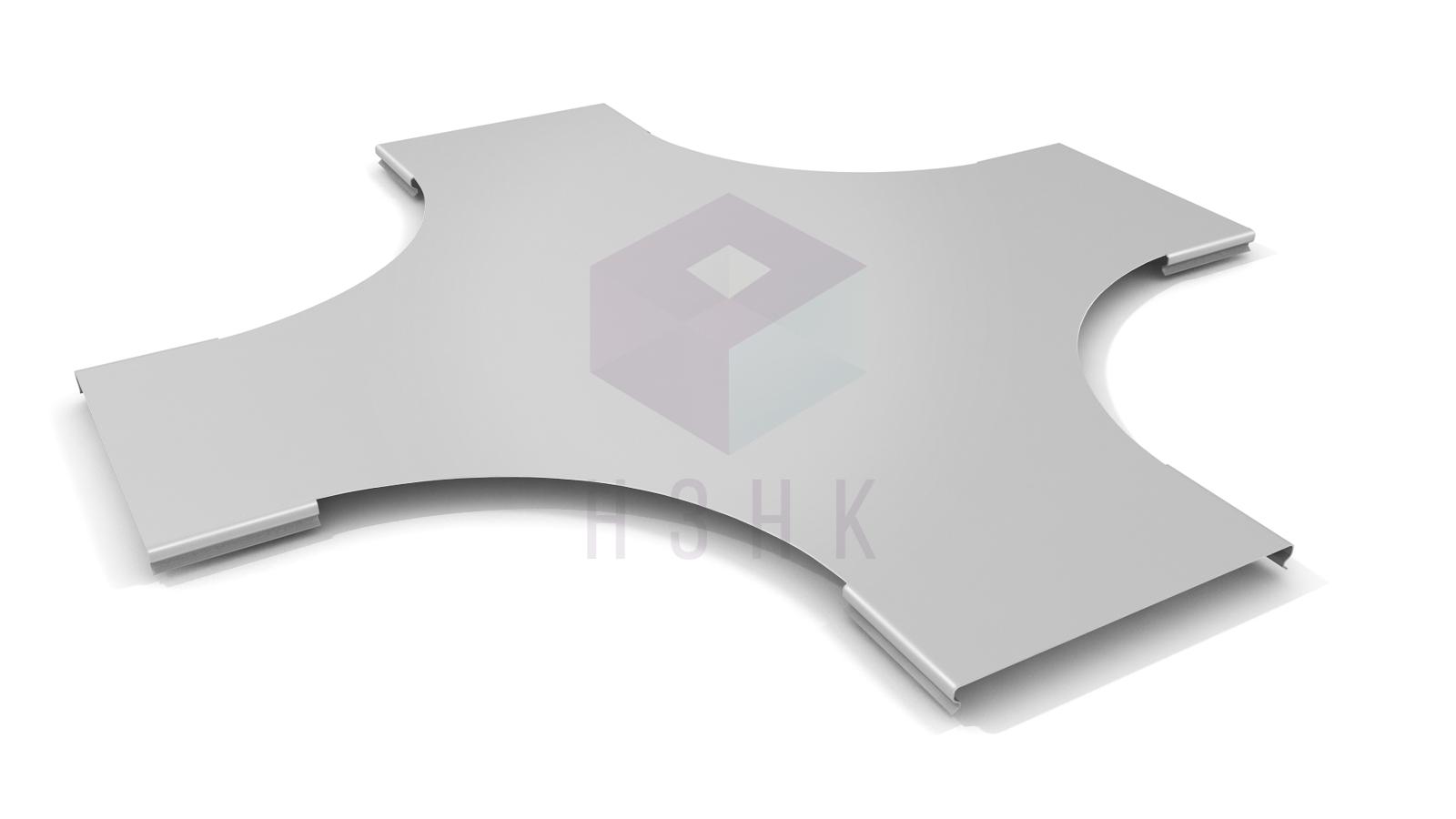 Крышки X-ответвителей для лестничных лотков KX-OLLZ
